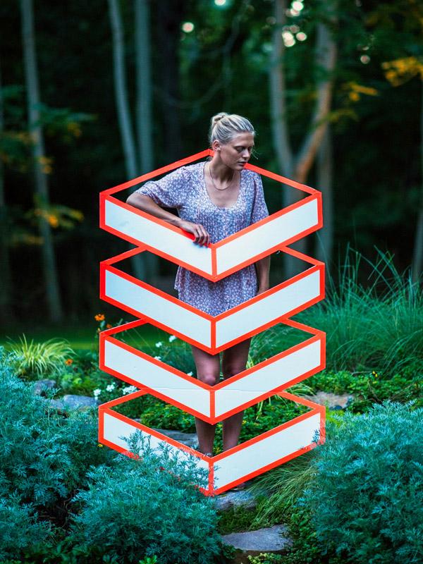 Nihalani Magdalena Городские инсталляции от Aakash Nihalani. gorodskoy dizayn