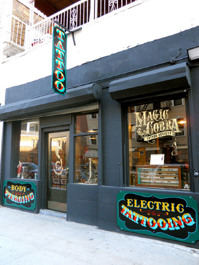 Magic cobra tattoo society for Norristown tattoo shops