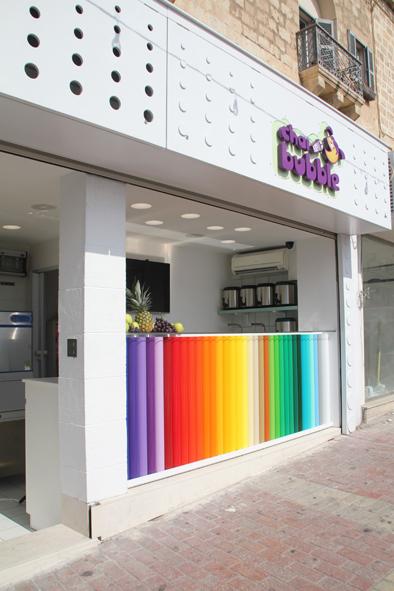 Chai Bubble Tea House Best Interior Designers In Malta